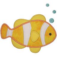 Clown Fish Applique