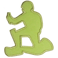 Toy Soldier 2 Applique