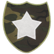 Military Patch Applique