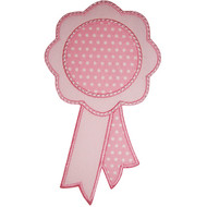 Riding Ribbon Applique
