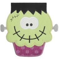 Franken Cupcake