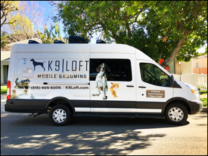 K9 Loft Mobile Grooming