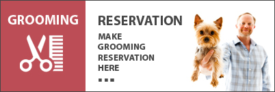 Grooming Reservation