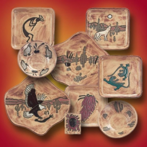 Mara Mugs and Stoneware Dinnerware