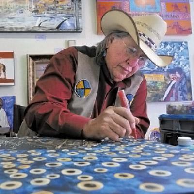 southwest artist amado pena