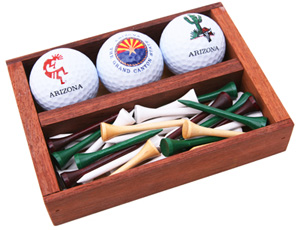 custom golf ball gift set