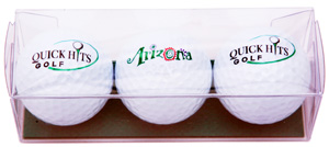 custom print golf gift sets