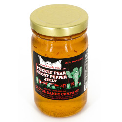 Ghost Pepper Cactus Jelly 10oz