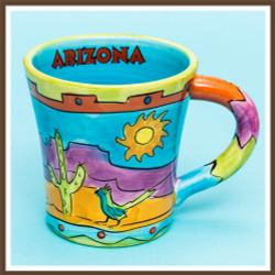 AZ Day with Kokopelli Mug