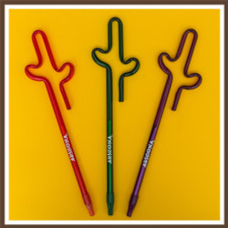 Cactus Pen Multi Color - Out-of-Stock until Mid-March