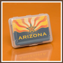 AZ State Flag Playing Cards - Temp Out-of-Stock