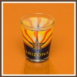 AZ Flag Shotglass