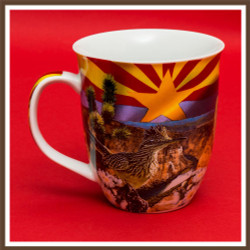 AZ Collage Mug