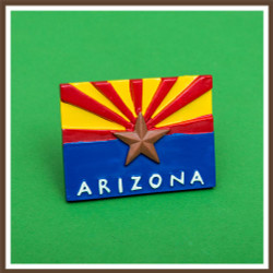 AZ Flag Magnet