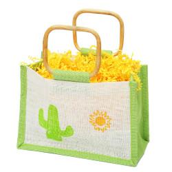 Cactus Jute Bag