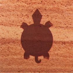 Turtle Coasters - Set of 4
