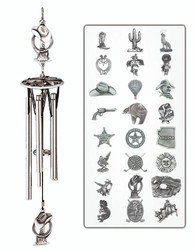 "Southwest 16"" Wind Chime"