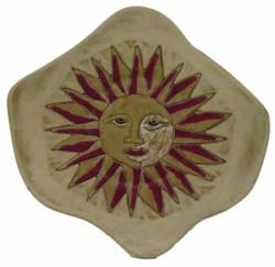 """Mara Dinner Plate 12"""" - Desert Sun"""