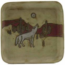 "Mara Salad Plate 8.5"" - Desert Coyote"