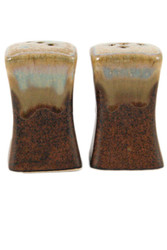 Stoneware Salt and Pepper Shaker