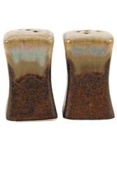 Stoneware Salt and Pepper Shaker