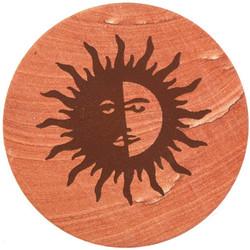 Black Face Sun