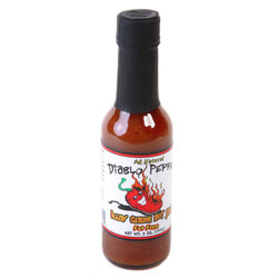 Cayenne Pepper Hot Sauce-Case of 12