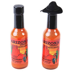 Habanero Hot Sauce 5oz-Case of 12