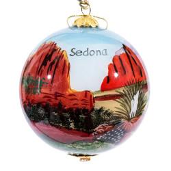 "Sedona - 3"" Ornament Set of 2"