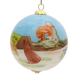 """Desert Wildlife - 3"""" Ornament Set of 2"""
