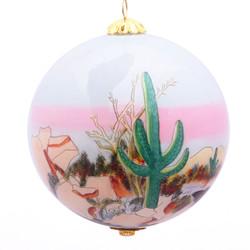 """Desert Ridge - 3"""" Ornament Set of 2"""