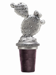 Prickly Pear Bottle Stopper