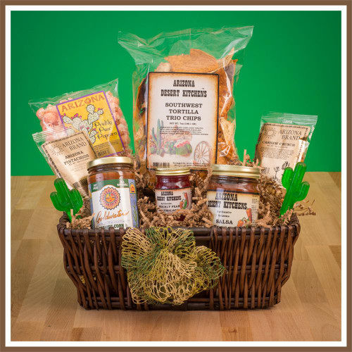 arizona family gift basket