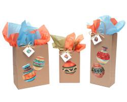Pottery Gift Bag