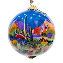 "Boulder Light - 3"" Ornament Set of 2"