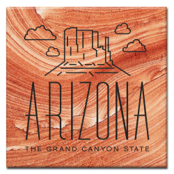 AZ Grand Canyon State