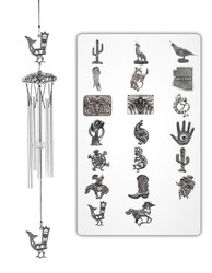 "Southwest 24"" Wind Chime"