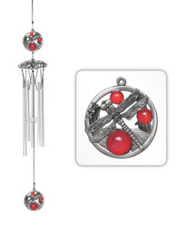 "Dragonfly 24"" Wind Chime"