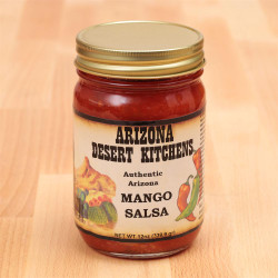 Gourmet Mango Salsa 12oz