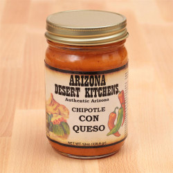 Chipotle Con Queso Salsa 12oz