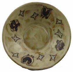Mara Bowl 20oz - Desert Owls/Moons