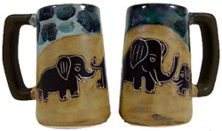 Mara Stein 16oz - Elephant