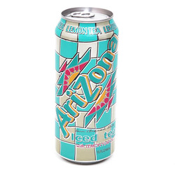 Arizona Lemon Iced Tea - 15.5oz
