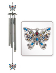 "Monarch 30"" Hollow Wind Chime"