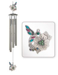 "Hummingbird 30"" Hollow Wind Chime"