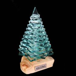"Pine Tree 7"" w/Sandstone"