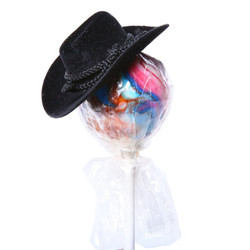 Cowboy Hat Lollipops