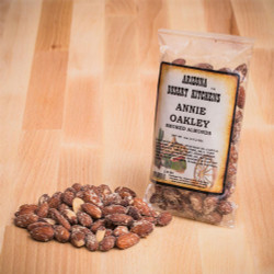 Annie Oakley Smoked Almonds 4oz