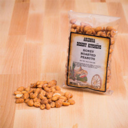 Honey Roasted Peanuts 4oz