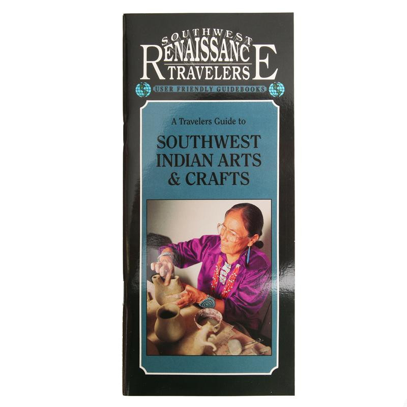 Guidebook southwest indian arts and crafts arizona gifts for Southwest arts and crafts